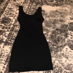 Dresses & Skirts - Spandex fitted black dress
